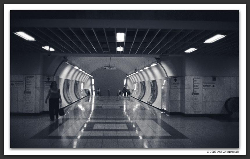 Deeper Underground